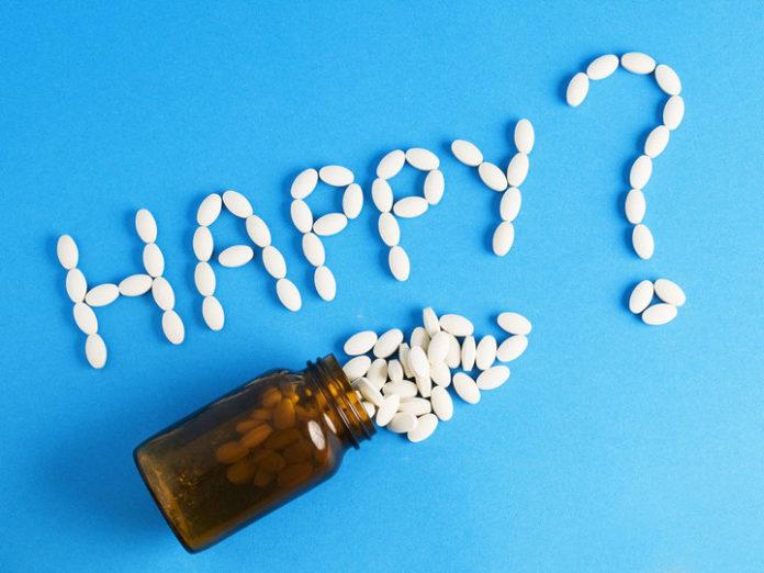 American adult psychiatric drug 2013 report