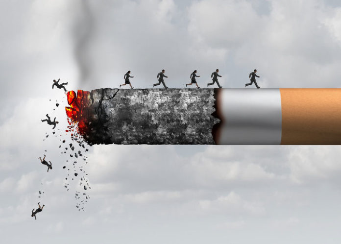 prevalence of smoking in addiction treatment