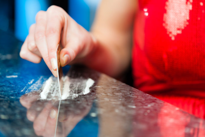 Changes in dopamine responses are found for the first time in recreational cocaine users